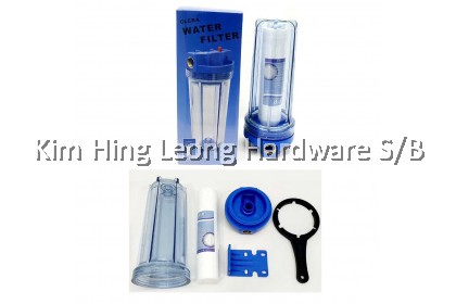 CLERA Water Filter Set with 1 unit of PP Catridge (In-Box)
