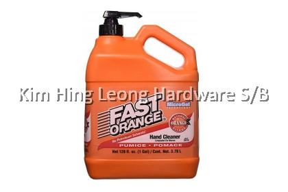 PERMATEX® FAST ORANGE® Fine Pumice Lotion Hand Cleaner (1Gallon), Item# 25219