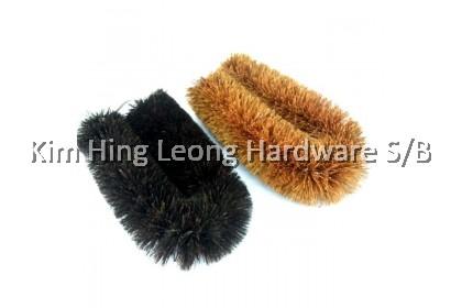 Coconut Brush/ Coco Brush/ Abalone Brush/ Coconut Fiber Brush/ Berus Sabut